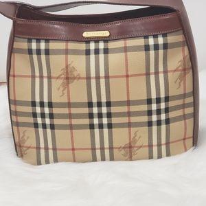 Vintage Burberrys of London Shoulder Bag